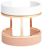 Vince Camuto Women's Colorblocked Wide Cuff