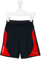 Ralph Lauren contrast panel shorts