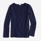 J.Crew Factory Girls' long-sleeve layering T-shirt