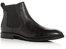 Kenneth Cole Men's Futurepod Leather Chelsea Boots