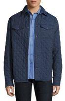 Robert Graham Lance Cotton Casual Button-Down Shirt