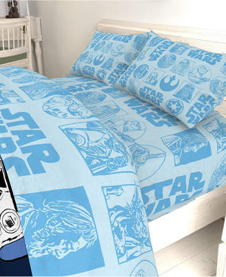 Star Wars 3-Pc. Twin Sheet Set Bedding
