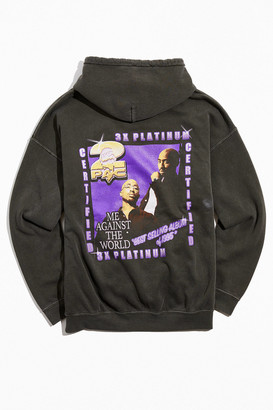 Urban Outfitters Tupac Me Against The World Hoodie Sweatshirt