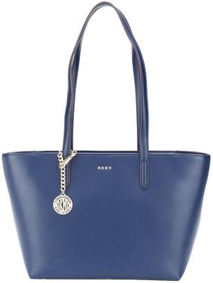 DKNY Logo Tote Bag