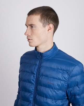 Barbour Penton Quilted Jacket Blue