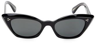 Oliver Peoples Bianka 59MM Cat Eye Sunglasses