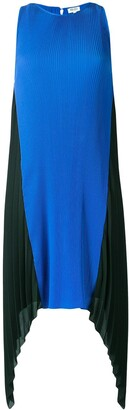 Kenzo Ribbed Asymmetric Dress