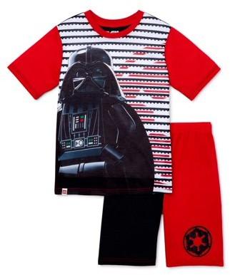 Lego Starwars Boys 4-12 2-Piece Pajama Short Set