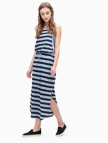 Splendid Pines Ruby Stripe Maxi Dress