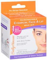 Sally Hansen Eyebrow, Face & Lip Wax