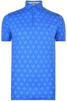 Ted Baker Fella Diamond Polo Shirt