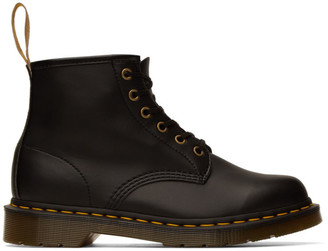 Dr. Martens Black Vegan 101 Boots