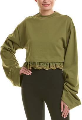 FENTY PUMA by Rihanna Cropped Sweatshirt