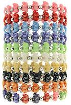 TRRTLZ As Is Trrtlz Set of 10 Animal Stretch Bracelets