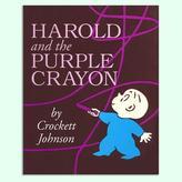 Harold & the Purple Crayon by C. Johnson