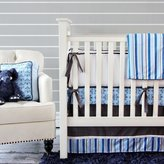 Caden Lane 2 Piece Set, Luxe Blue Damask by