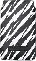 DSQUARED2 zebra print iPhone 7 case