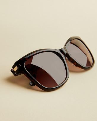 Ted Baker ROHME Tortoiseshell print sunglasses