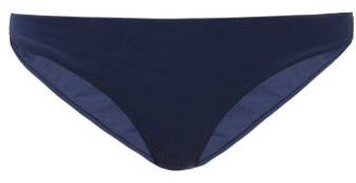 The Fold D+ Swim - The Staple Low-rise Bikini Briefs - Navy