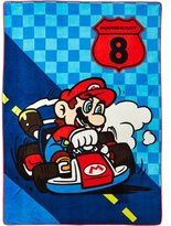 "Nintendo Mario 'We Own The Road' Twin 62"" x 90"" Blanket"