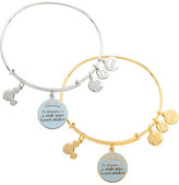 Disney Cinderella ''A Dream is a Wish . . .'' Bangle by Alex and Ani