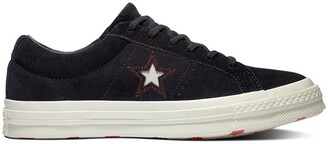 Converse One Star Suede Low Top Trainers