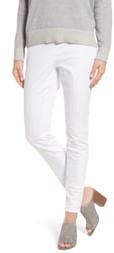 Eileen Fisher Stretch Organic Cotton Denim Skinny Pants