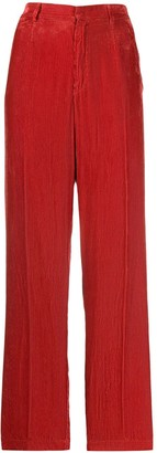 Forte Forte high-waisted trousers