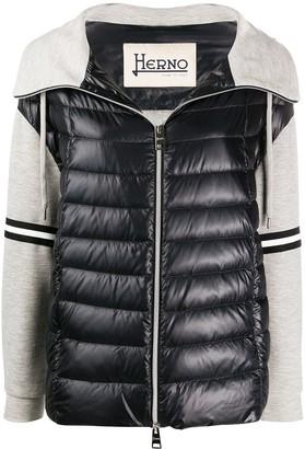 Herno Padded Hybrid Jacket