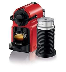 Nespresso Bec200 x r Inissia Coffee Machine Red