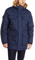 Hawke & Co Men's Rockland Parka with Sherpa-Lined Hood