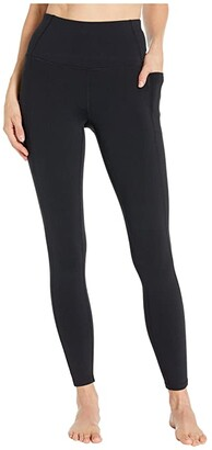 Skechers Go Flex Go Walk High-Waist Leggings 2.0 (Black) Women's Casual Pants
