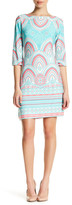 Taylor Jersey Shift Dress (Petite)