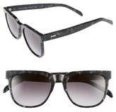 Komono Riviera 54mm Rectangular Sunglasses