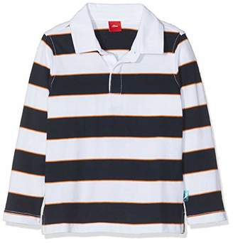 S'Oliver Boy's 63.908.35.5939 Polo Shirt, (Size: )