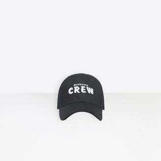 Balenciaga Crew Cap