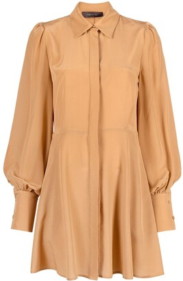 FEDERICA TOSI Mini Shirtdress