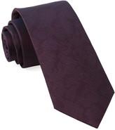 The Tie Bar Refinado Floral Wine Tie