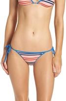 Diane von Furstenberg Women's Side Tie Bikini Bottoms
