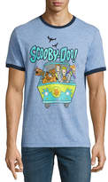 Novelty T-Shirts Short Sleeve Scooby Doo Graphic T-Shirt