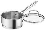 Cuisinart 1QT. Pro-Series Saucepan with Cover