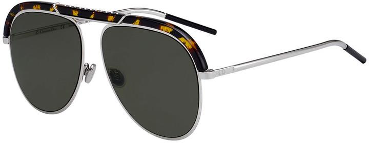 Christian Dior Desertics Aviator Sunglasses