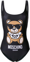 Moschino Toy print swimsuit