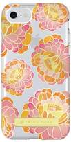 Trina Turk Translucent Floral Apple Phone Case - Pink/Orange - iPhone 6/6S/7/8