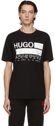 HUGO BOSS Black Dangri T-Shirt