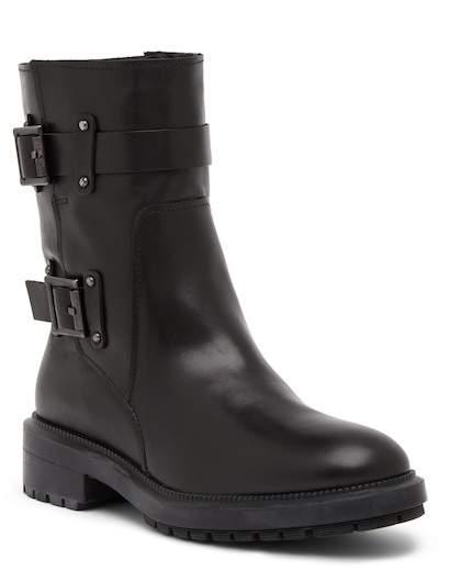 Aquatalia Leonie Weatherproof Leather Boot