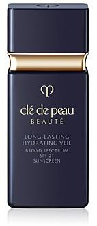Clé de Peau Beauté Long-Lasting Hydrating Veil Broad Spectrum Spf 21 Sunscreen 1 oz.