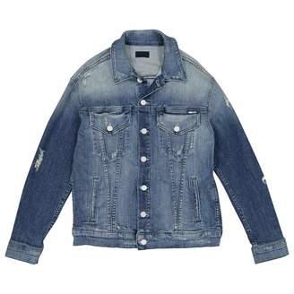 Mother Blue Cotton Jackets