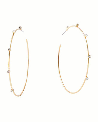Lilly Pulitzer Under the Stars Hoop Earrings