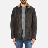 Barbour Men's Truss Wax Jacket Olive